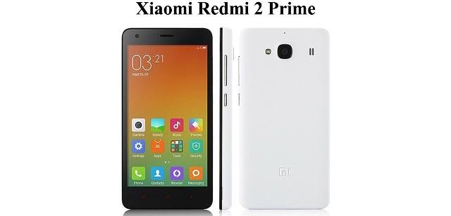Harga baru Xiaomi Redmi 2 Prime, Harga bekas Xiaomi Redmi 2 Prime, Spesifikasi lengkap Xiaomi Redmi 2 Prime