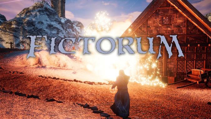 Fictorum, RPG yang Fokus Pada Elemen Magic!