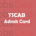 TSCAB Admit Card 2017 Staff Assistant, Manager Scale-I Call Letter