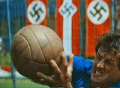 Evasión o Victoria - el fancine - Cine bélico - Fútbol en el cine - Álvaro García - ÁlvaroGP