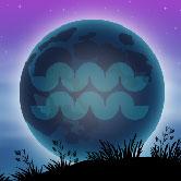 Luna Nueva en Acuario astrología
