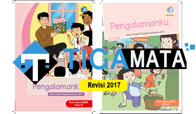 Download Buku K13 Kelas 2 SD semester 2 Revisi 2017 Pdf