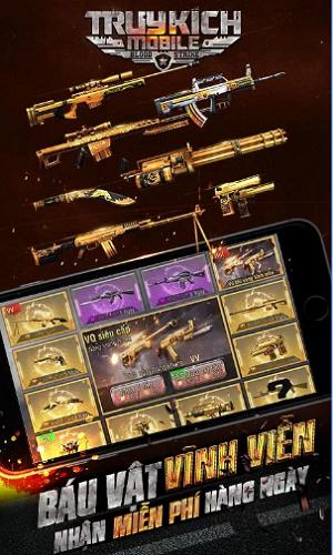 Chơi Game Truy Kích Trung Quốc 4399 bản đẹp, Full Vàng, Tải Truy Kích Mobile  g