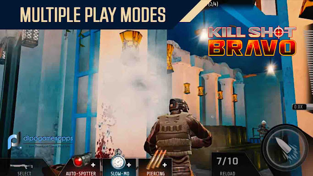 Download Kill Shot Bravo Mod APK Latest Version