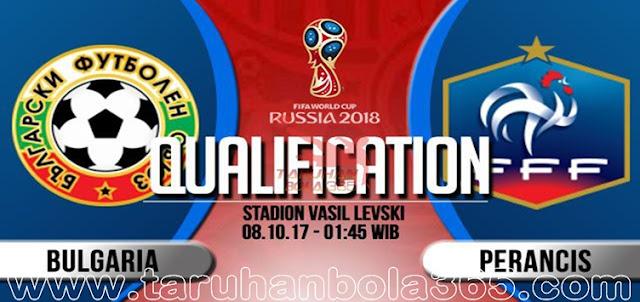Prediksi Taruhan Bola 365 - Bulgaria vs Prancis 8 Oktober 2017