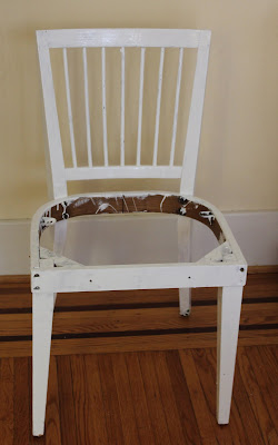 DIY Chair Makeover | HelloGlow.co