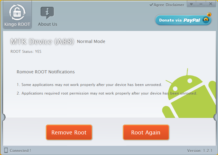 how to root any Android device in one click