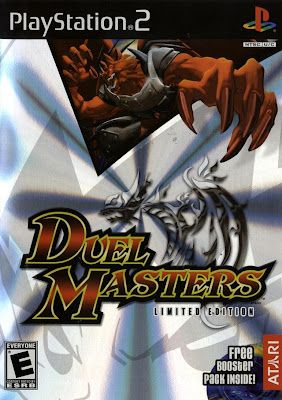 Duel Masters (PS2) 2004