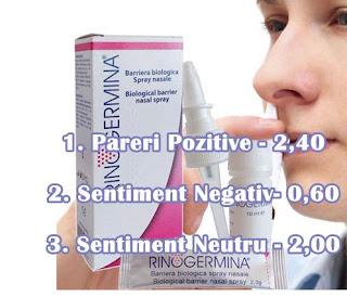 pareri forum Rinogermina spray nazal otita si rinosinuzita