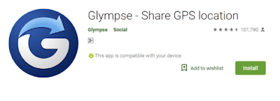 glympse playstore