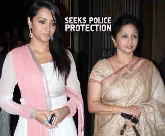 Trisha's Mother Seeks Police Action