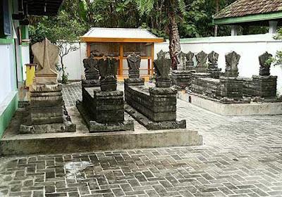 Jaka Tingkir's tomb