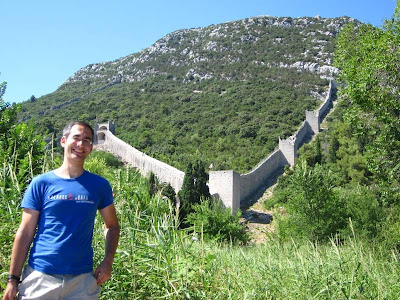 Ston Walls in Croatia