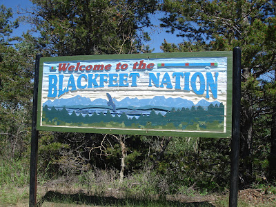 Blackfeet Indian Reservation