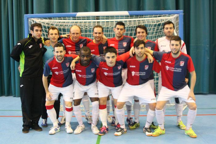O Futsal na Inglaterra é feito por apaixonados 3974133042243