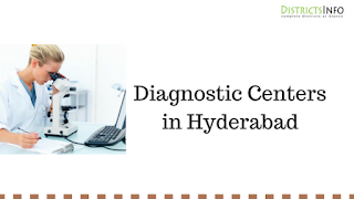 Diagnostic Centers in Hyderabad