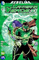 Os Novos 52! Lanterna Verde #32