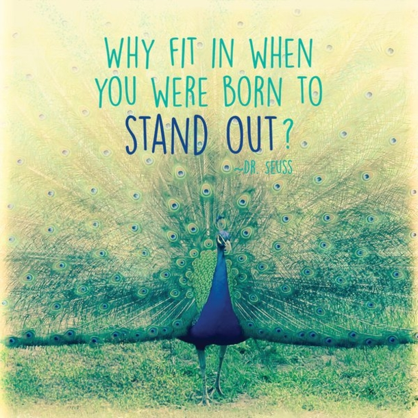 Stand Out Quotes: 21 Motivational Quotes For Life