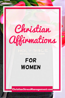Christian affirmations for women
