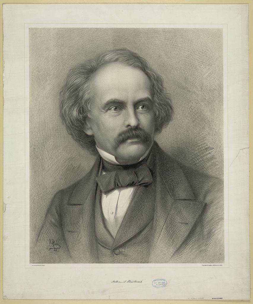 Nathaniel Hawthorne Nathaniel Hawthorne Pinterest