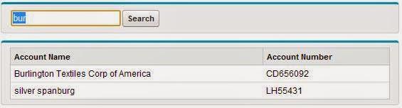 CloudForce4u: Wild card search in soql