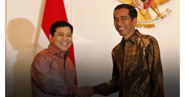 Effendi Simbolon: Tanpa Restu Jokowi, Ketum Terpilih Apa Mau Dibikin Model Aburizal Dulu?