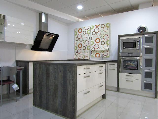 Exposición Cocinas Rillo Teruel Modelo 3