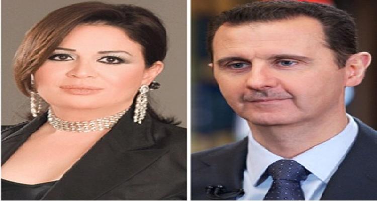 إلهام شاهين تصدم المصريين بكلام لا يصدق لبشار الأسد بعد تحرير حلب