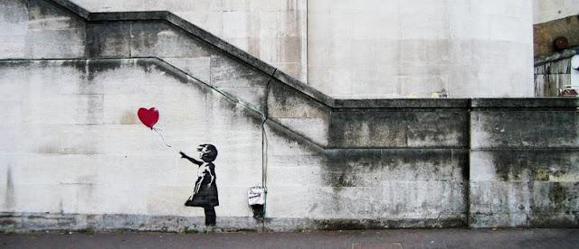 Banksy megtanította: engedd el, ez csak pénz