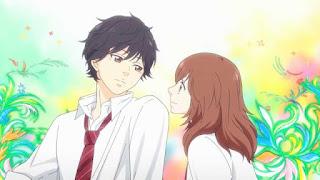 anime romance terbaik ao haru ride