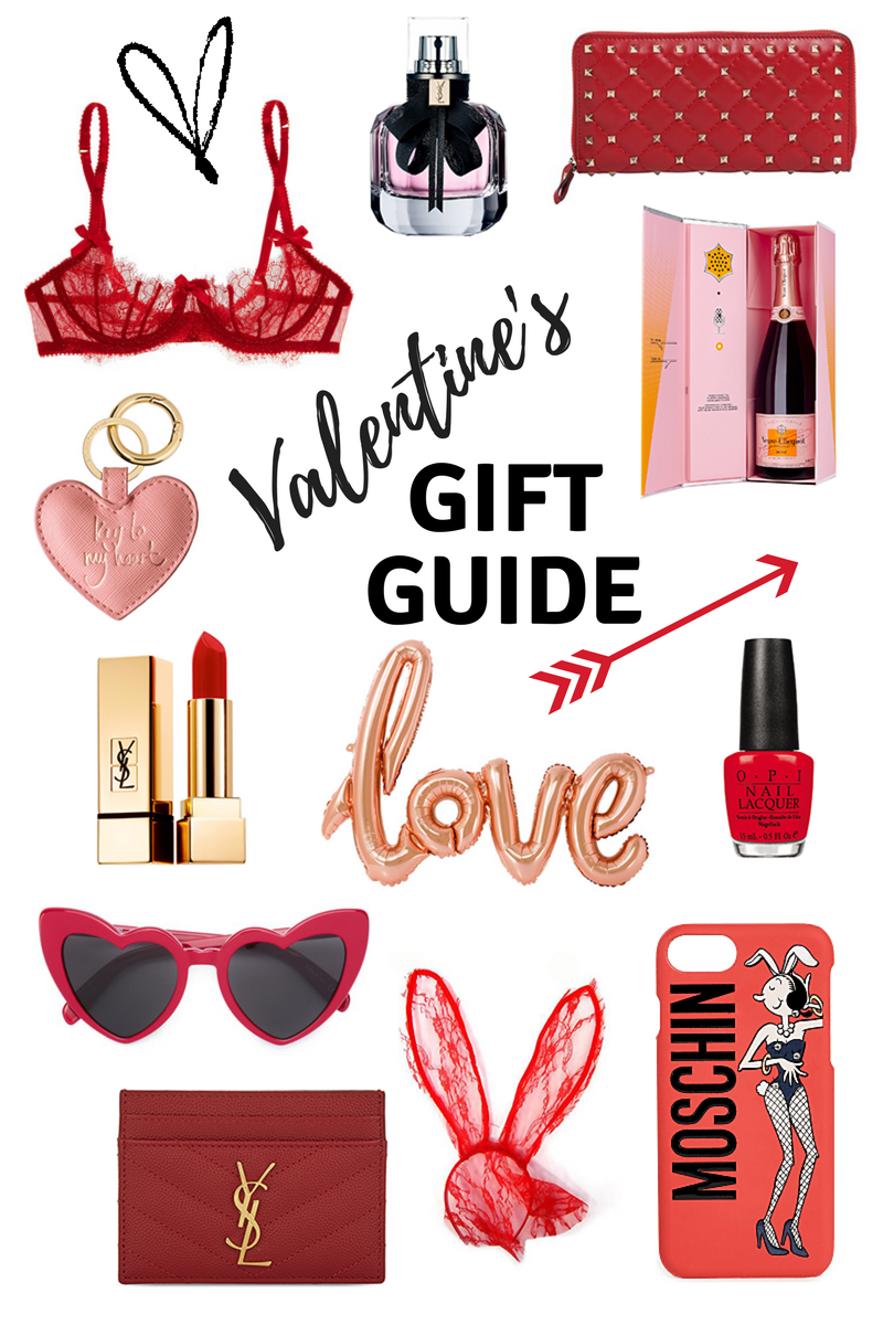 valentines day gift guide for ladies