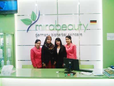 Mira Beauty Bio Herbal Skin Care Klinik Kecantikan di Bandung Cianjur Sukabumi Harga Paket