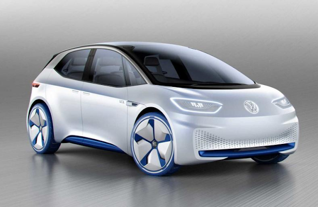 Essential Volkswagen ID electrical idea revealed