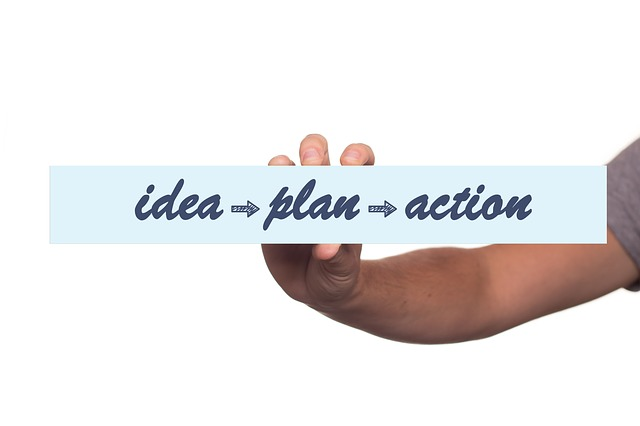 Idea, Plan, and Action