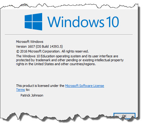 How To Change The Name Microsoft Product Is Licensed To(Registered Owner) In Windows 10