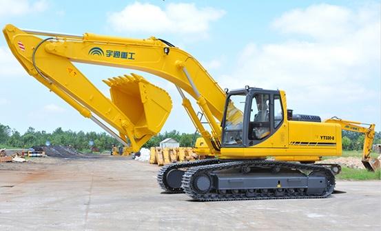 Excavator: YT 300.8 Large Excavators