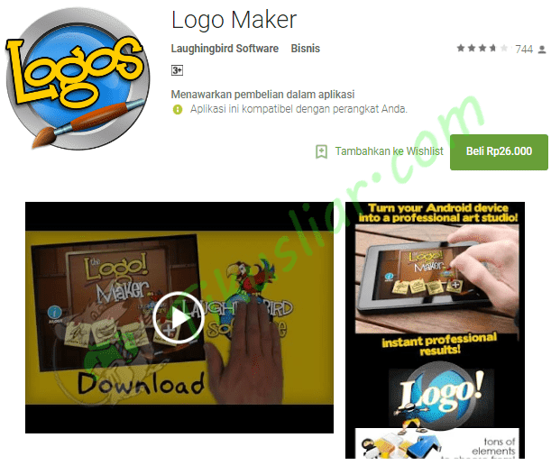 Aplikasi Logo Maker Terbaik