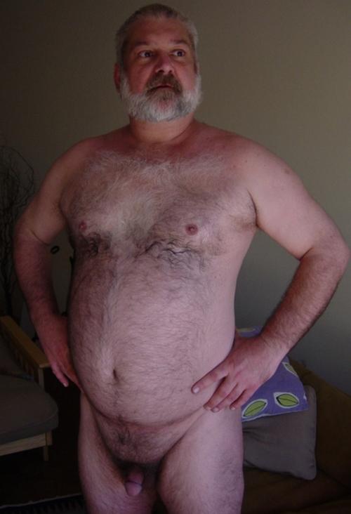 Older Hairy Men 74