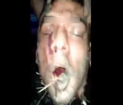 Hombre es asesinado y desmembrado por traficantes de drogas