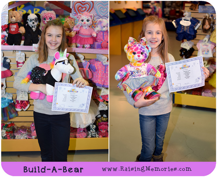 Valentines Day Build A Bear Giveaway