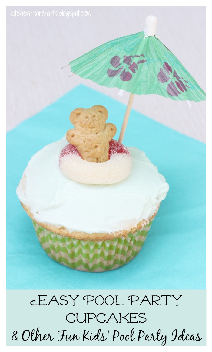 Kitchen floor crafts easy pool party cupcakes pool party ideas easy pool party cupcakes pool party ideas sciox Choice Image
