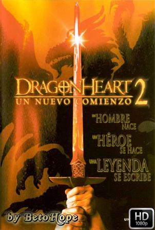 Corazon De Dragon 2 Un Nuevo Comienzo [1080p] [Castellano-Ingles] [MEGA]