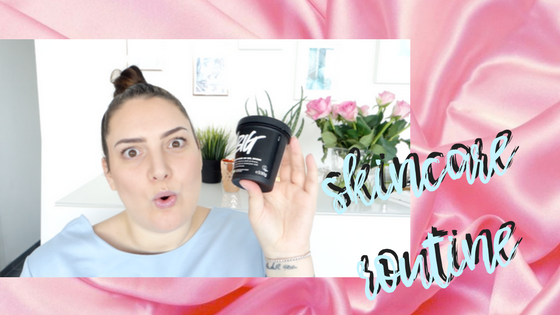routine, skincare, haircare, lush, foret bleue, ebeauty and care, korean beauty, swissblogger, switzerland, papertownch,