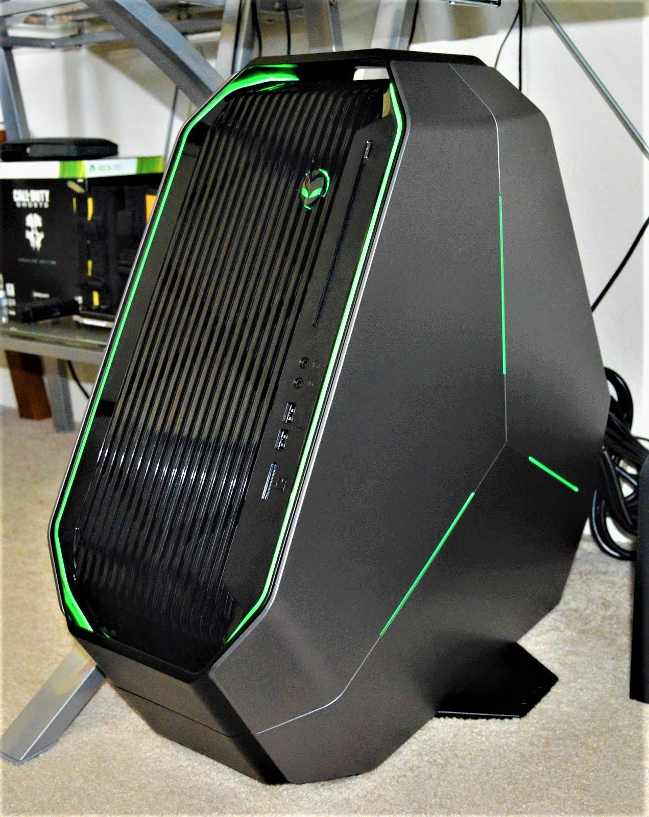 StudioYale: Alienware Area 51 R2 Upgrades