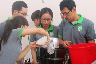 Học làm kem tươi ở tphcm-đà nẵng