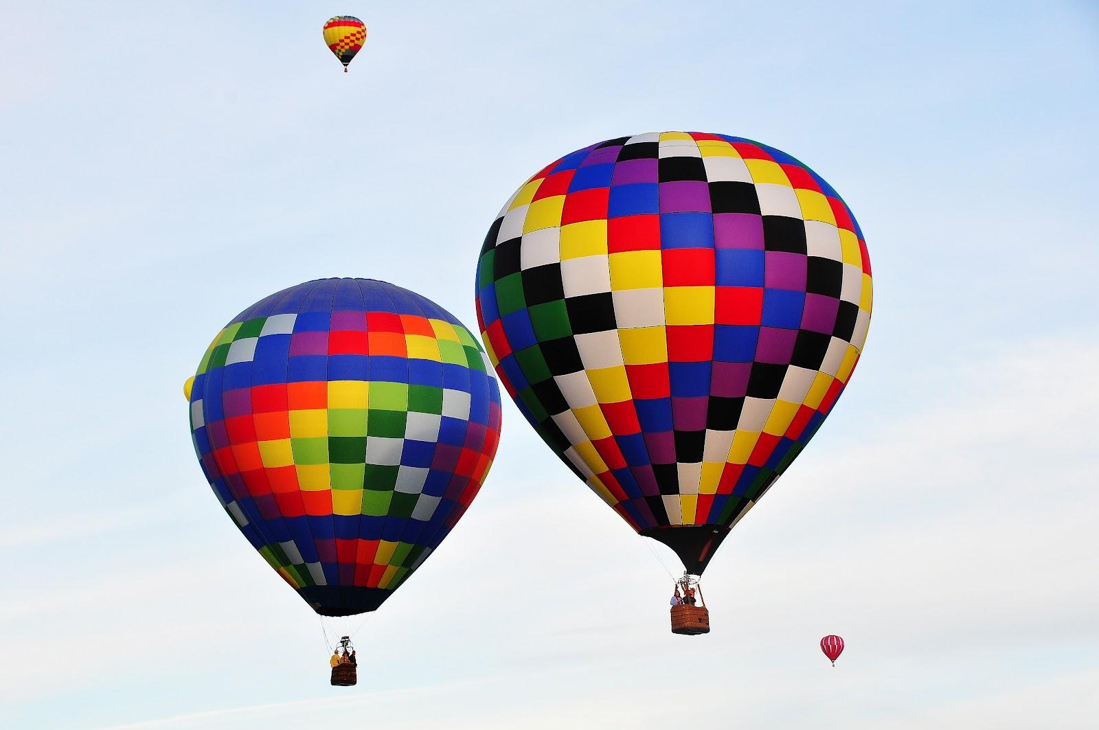 Balloon Tag: Nikon Sniper: Balloon Tag Team