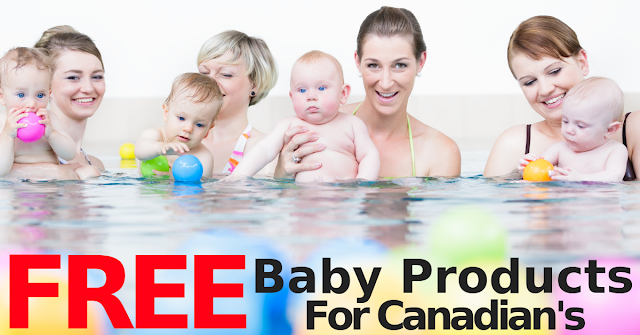 FREE Baby Samples for Canadians