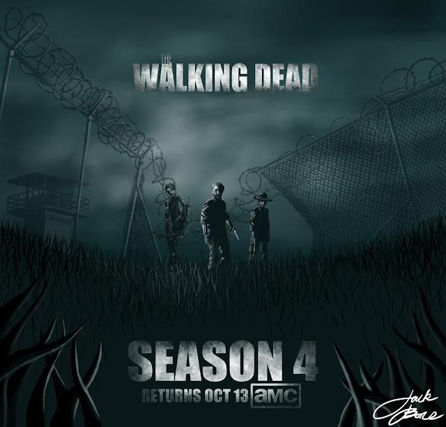The Walking Dead Season 04 BluRay