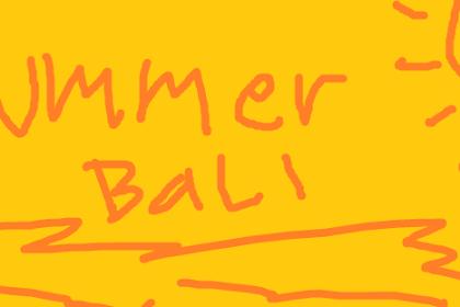 Summer Tahun Ini, Gue Mau Liburan Ke Bali Liat Bikini