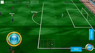 Download FTS Mod PES 17 by Ahmad Fahtoni Apk + Data